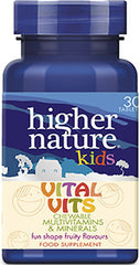 Higher Nature Kids Vital Vits