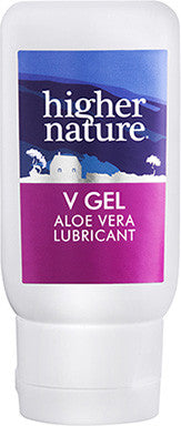 Higher Nature V Gel Aloe Vera Lubricant
