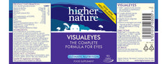 Higher Nature Visual Eyes