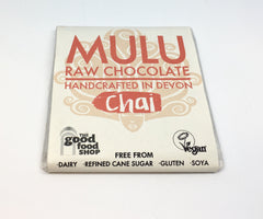 Mulu NEW Raw Chocolate's