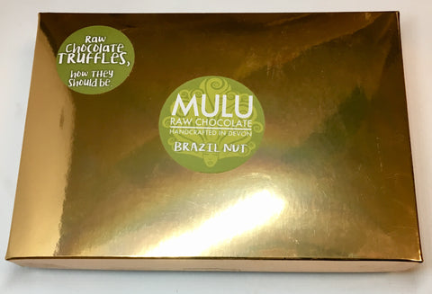 Mulu NEW Raw Chocolate Truffles