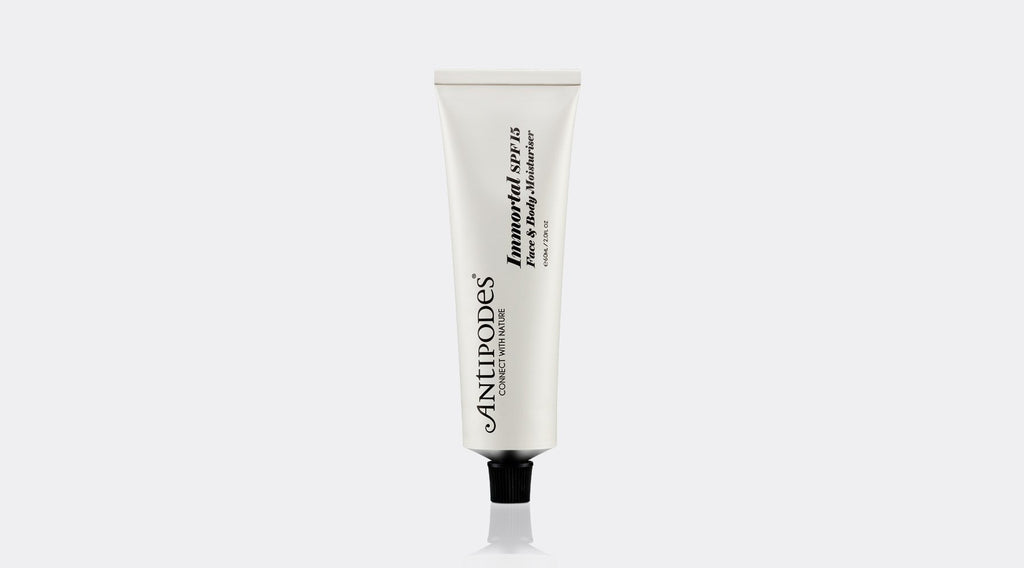 Antipodes Immortal Face & Body Moisturiser SPF15