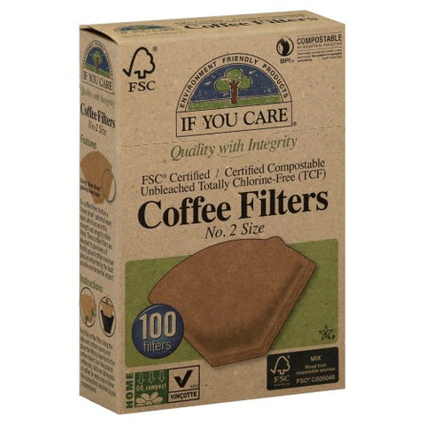 If You Care No 2 Size Coffee Filters