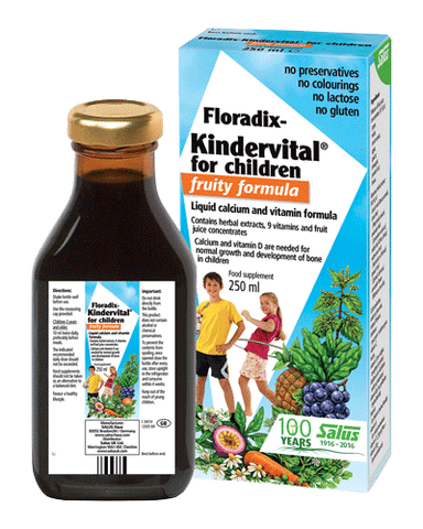 Floradix Kindervital Fruity for Children