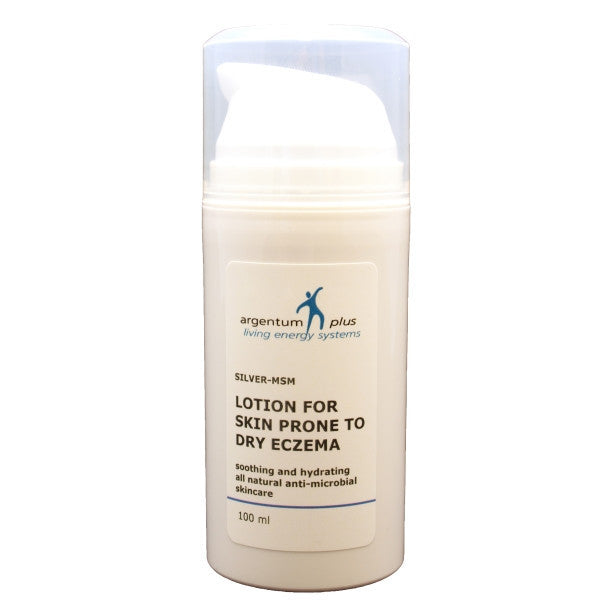 Argentum Plus Colloidal Silver-MSM Dry Eczema Lotion