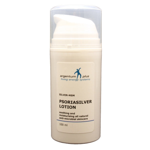 Argentum Plus Colloidal Silver-MSM Psoriasis Lotion