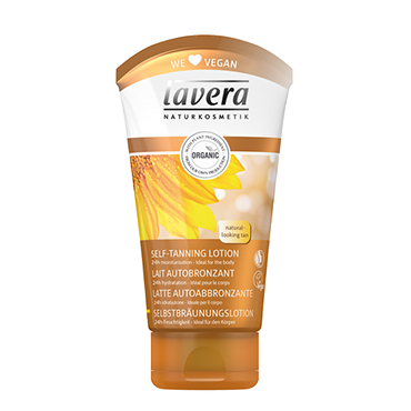 Lavera Self-Tanning Body Lotion