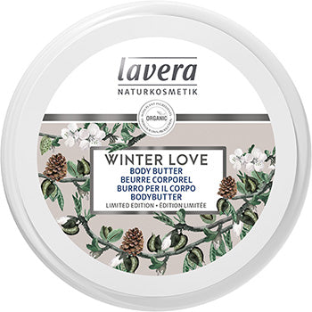 Lavera Organic Body Butter - Winter Love