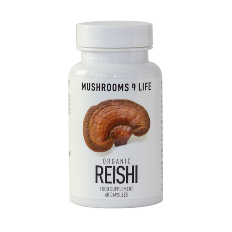 Mushrooms 4 Life Reishi