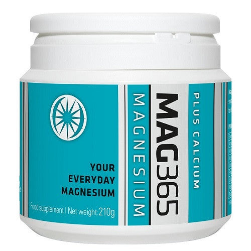 ITL Health Mag365 Magnesium Plus Calcium Powder