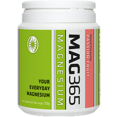 Mag365 Passion Fruit Magnesium Powder