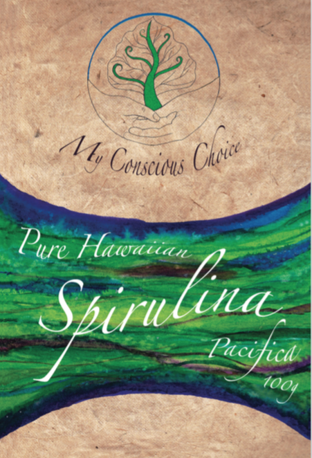 My Conscious Choice Pure Hawaiian Spirulina Pacifica