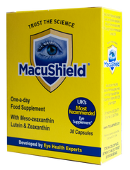 Macushield for Eye Health