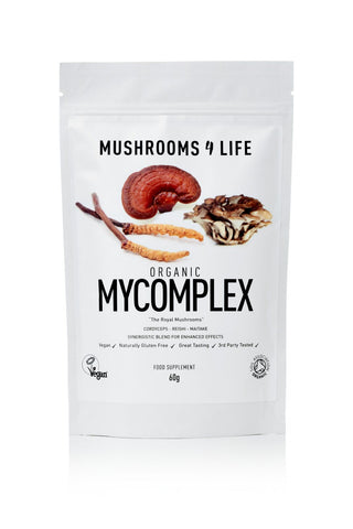 Mushrooms 4 Life MyComplex Powder