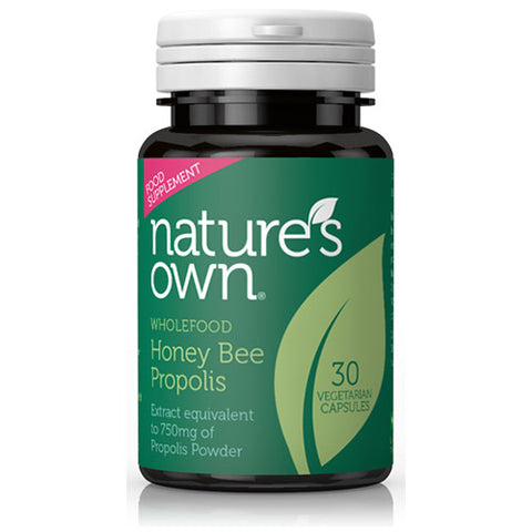 Nature's Own Honey Bee Propolis 150mg Extract