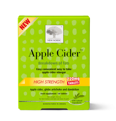 New Nordic Apple Cider