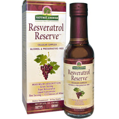 Nature's Answer Resveratrol Reserve Cellular Complex