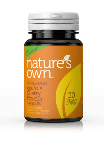 Nature's Own Cherry-C 200mg