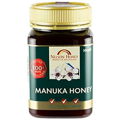 Nelson Active Manuka Honey 100+