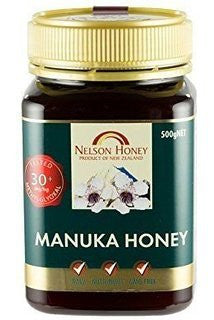 Nelson Active Manuka Honey 30+