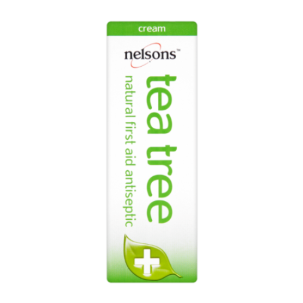 Nelsons Tea Tree Cream