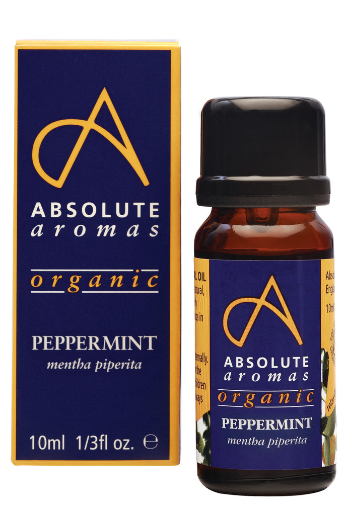 Absolute Aromas Peppermint Essential Oil - Organic