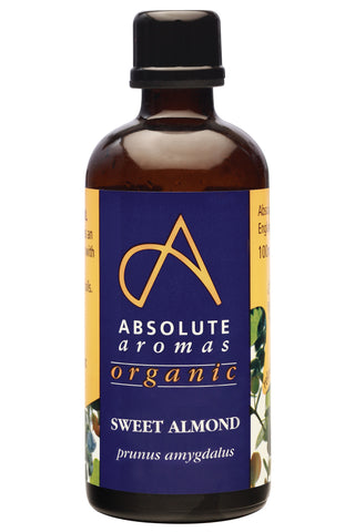 Absolute Aromas Sweet Almond Oil - Organic
