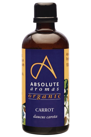 Absolute Aromas Carrot Oil - Organic