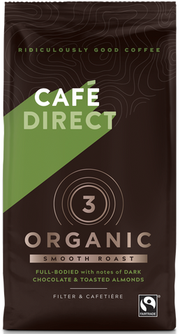 Cafedirect Smooth Roast Coffee