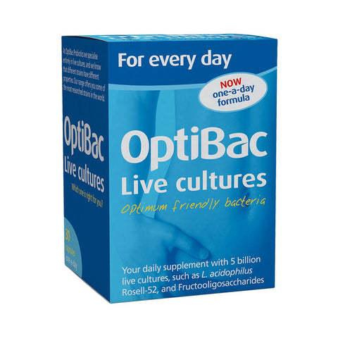 OptiBac For Every Day 30VCaps