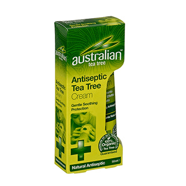Optima Australian Tea Tree Antiseptic Cream