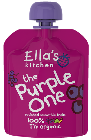 Ella's Organic Purple One Smoothie