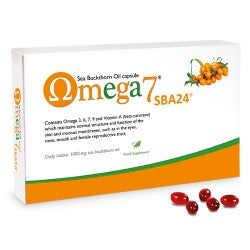 Pharma Nord Omega 7 Sea Buckthorn Oil Capsules