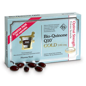 Pharma Nord Bio-Quinone Q10  Gold 100mg 20 Caps