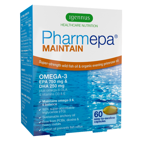 Igennus Pharmepa Maintain Fish Oil