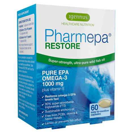 Igennus Pharmepa Restore Fish Oil