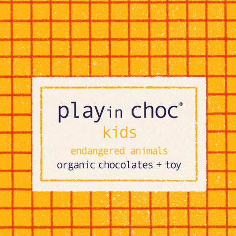 Playin Choc Kids - Endangered Animals