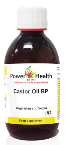 Power Health Castor Oil BP