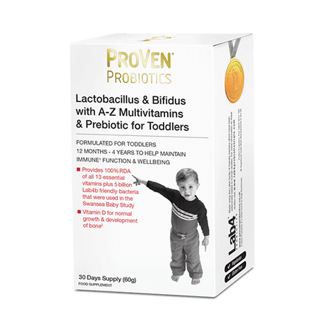ProVen Lactobacillus & Bifidus A-Z Multi for Toddlers Powder