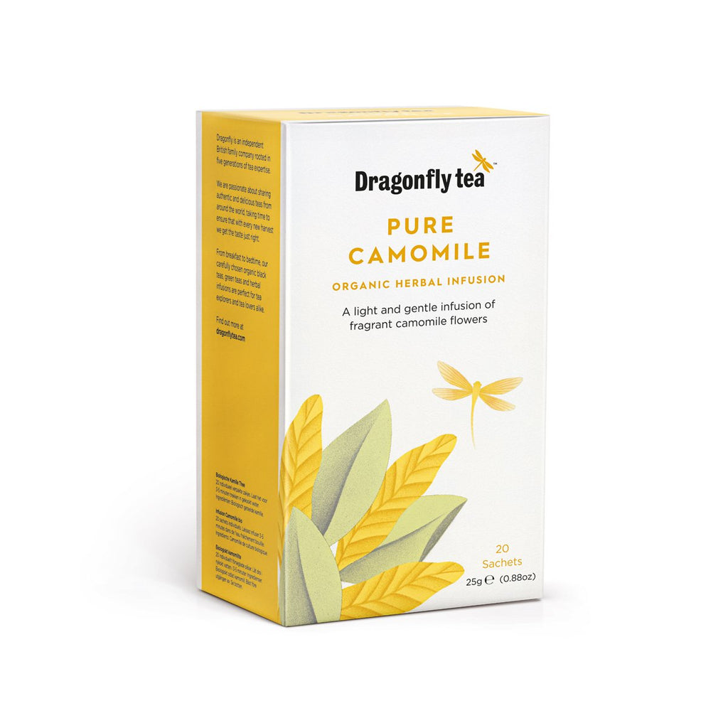 Dragonfly Organic Pure Camomile Tea