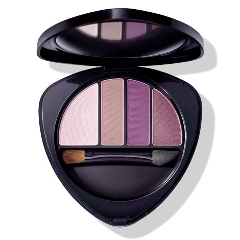 Dr Hauschka Purple Light Eyeshadow Palette 01
