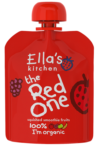 Ella's Organic Red One Smoothie