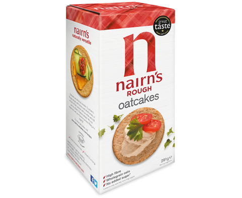 Nairns Oatcakes - Rough