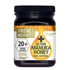 The Real Honey Company Total Activity Manuka Honey 20+