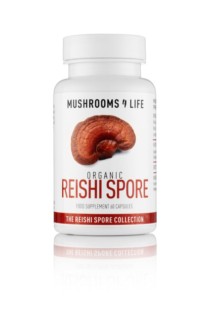 Mushrooms 4 Life Reishi Spore