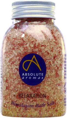 Absolute Aromas Bath Salts - Relaxation