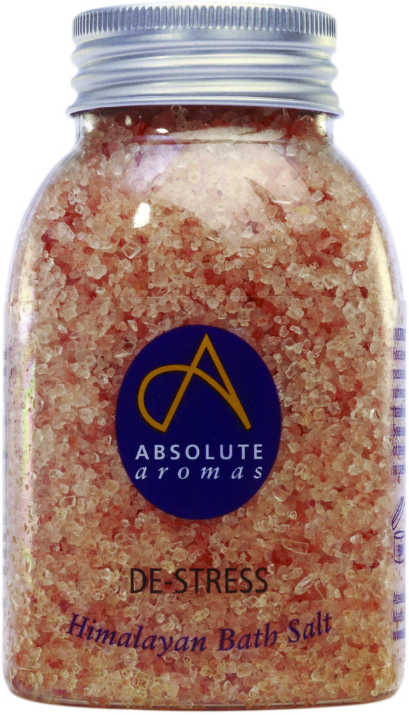 Absolute Aromas Bath Salts - De Stress