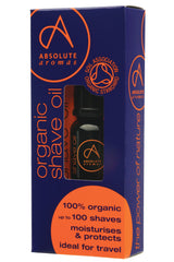 Absolute Aromas Organic Shave Oil