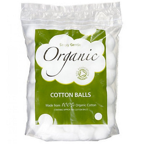 Simply Gentle Organic Cotton Wool Balls