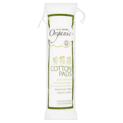 Simply Gentle Organic Cotton Wool Pads
